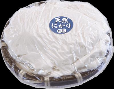 岩村ファーム 豆工房のザル豆腐